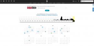Заходим на заблокированный rutracker.org с помощью бесплатного сервиса wayback machine