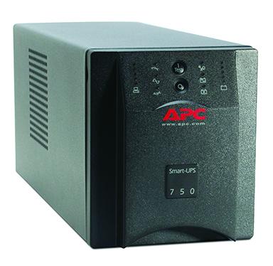 Герой обзора по замене батарей ИБП UPS 750VA Smart APC